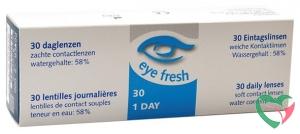Eyefresh Daglenzen -3.25