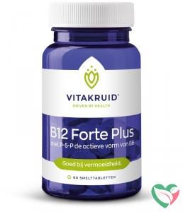 Vitakruid B12 Forte plus 3000 mcg met P-5-P