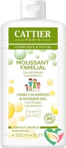 Cattier Family shampoo en shower gel