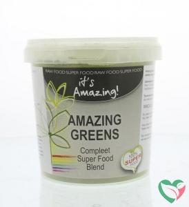 It's Amazing Amazing greens bio