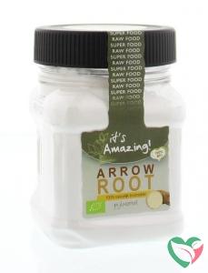 It's Amazing Arrowroot bio