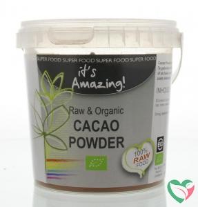 It's Amazing Raw & organic cacao poeder bio