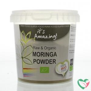 It's Amazing Amazing moringa powder bio