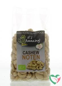 It's Amazing Cashews bio