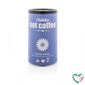 Chikko Chikko not coffee cichorei geroosterd bio