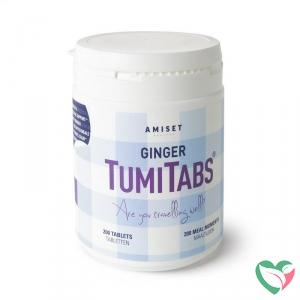Amiset Tumitabs ginger