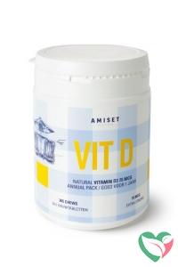 Amiset Vitamin D3 75 mcg