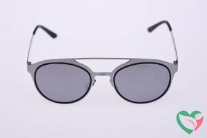 Haga Eyewear Zonnebril zilver rond
