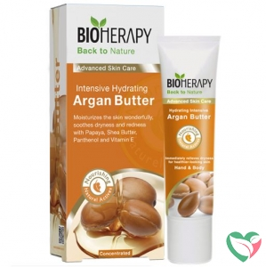 Bioherapy Intensive hydrating argan butter hand body cream