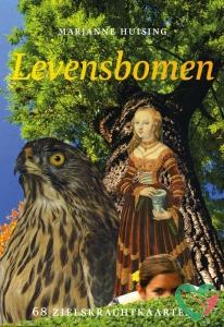 A3 Boeken Levensbomen 68 zielskrachtkaarten
