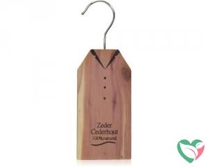 Beautylin Cederhout kasthangers 100% natuurlijk