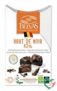 Belvas Brut de noir 82% bio