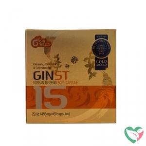 Ilhwa Ginst15 Korean ginseng soft capsules