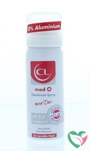 CL Cosline Red line med deo spray
