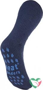 Heat Holders Mens slipper socks 6-11 deep blue