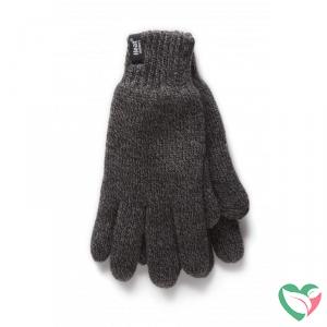 Heat Holders Mens gloves M/L charcoal