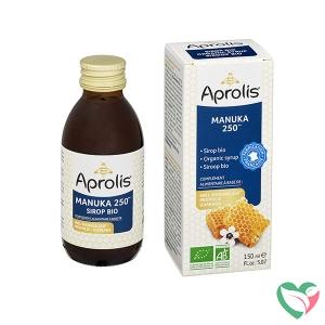Aprolis Siroop manuka propolis guarana bio