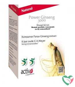 Activo Power ginseng