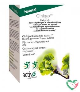 Activo Ginkgo plus