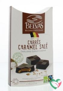 Belvas Puur met licht gezouten caramel