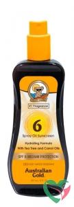 Australian Gold Spray oil SPF6