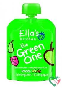 Ella's Kitchen The green one 6+ maanden bio