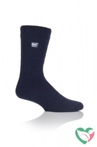 Heat Holders Mens ultra lite socks navy 6-11