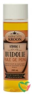 Ambachtskroon Vitamine E huidolie