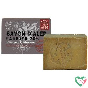 Aleppo Soap Co Aleppo zeep cosmos natural 20% laurier