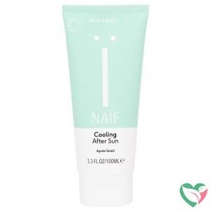Naif Cooling after sun gel