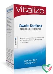 Vitalize Zwarte knoflook gefermenteerd extract