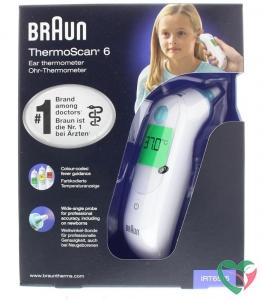 Braun Oorthermometer 1R