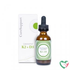 Curesupport Liposomale vitamine K2 & D3