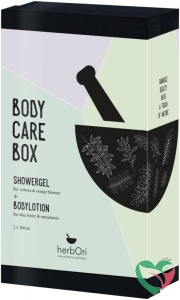 Herbori Body care box body lotion & shower gel