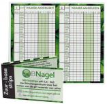 Nagel Zuurbase strips voor het testen van pH-waarde