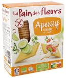 Pain Des Fleurs Aperitif crackers ui bio