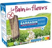 Pain Des Fleurs Boekweit crackers zonder zout bio