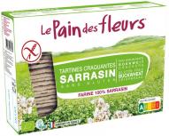 Pain Des Fleurs Boekweit crackers bio