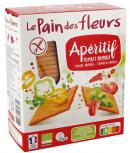 Pain Des Fleurs Aperitif crackers tomaat / paprika bio